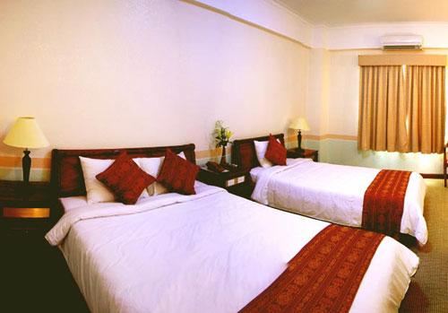 Phong Deluxe - Khach san Ninh Kieu 2