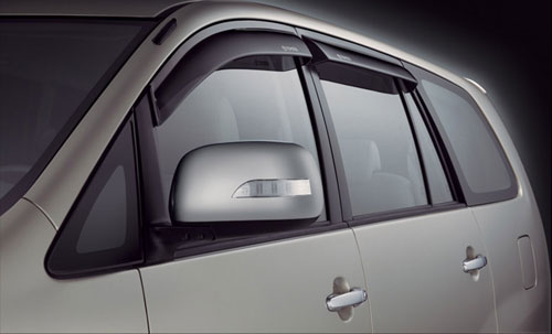 Tam chan nang suon xe Toyota Innova 7 cho