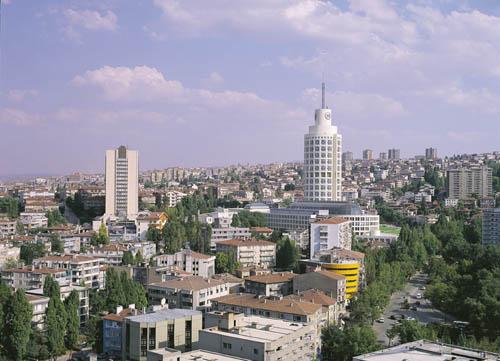 Ankara - thổ nhĩ kỳ - turkey - joymark travel