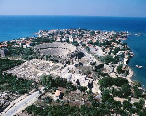 Antalya - turkey - thổ nhĩ kỳ - joymark travel