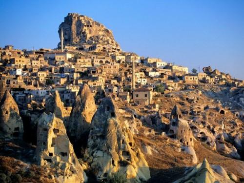 Cappadocia - thổ nhĩ kỳ - turkey - joymark travel
