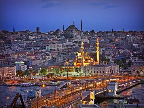 Istanbul - thổ nhĩ kỳ - turkey - joymark travel