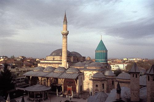 Konya - thổ nhĩ kỳ - turkey - joymark travel