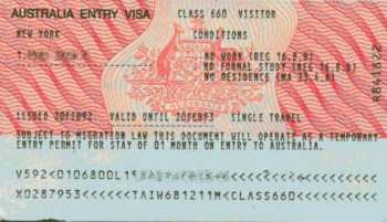 Lam Visa di tham than o Uc voi gia re