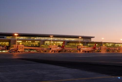 sân bay esenboga của ankara - thổ nhĩ kì - turkey - joymark travel