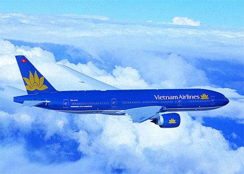 Ve may bay Vietnam Airlines Ha Noi di Quy Nhon