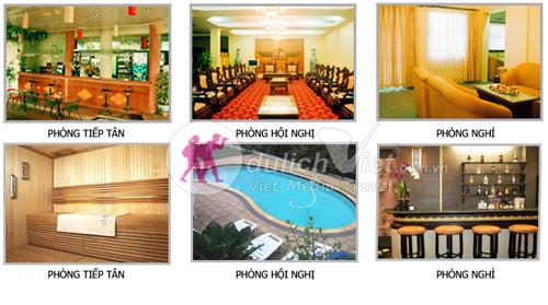 Muong Lo hotel Yen Bai