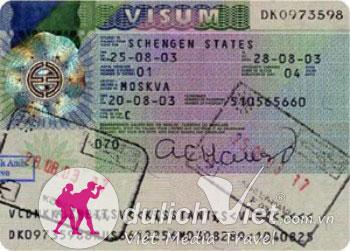 Lam Visa di du lich Dan Mach