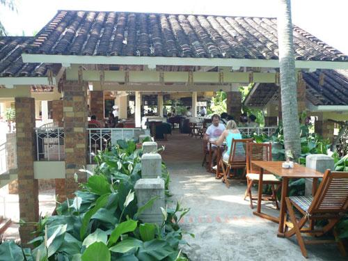 Nha hang Sea Breeze cua khach san Sai Gon Mui Ne Phan Thiet