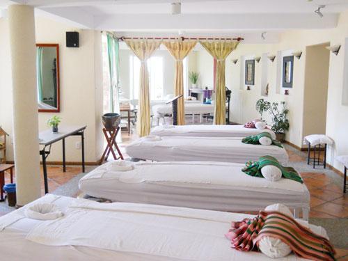 Phong Spa cua khach san Sai Gon Mui Ne Resort