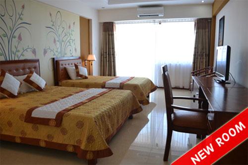 Phong Superior Triple cua Resort Intourco