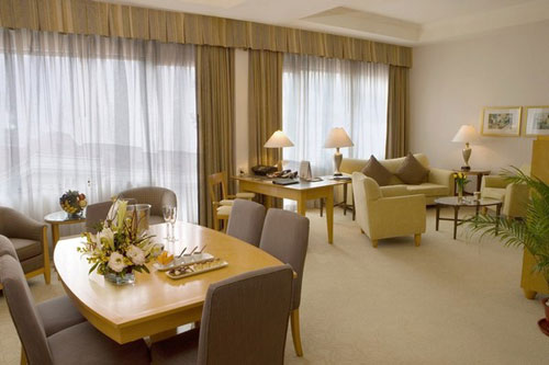Suite Caravelle Room