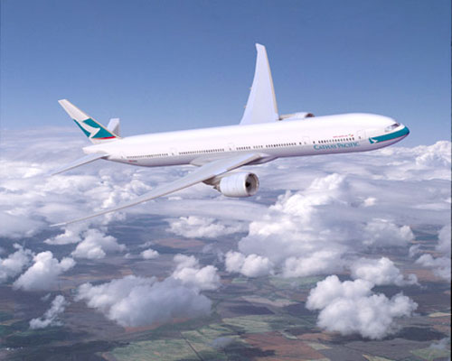 Ve may bay Cathay Pacific di Hong Kong gia re