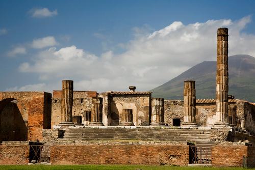 pompeii – thanh pho bi lang quen