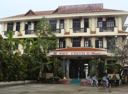 Khach san Phu Thinh Hoi An