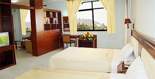 Phong Deluxe Suite khach san My Le Vung Tau