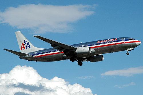 Chuyen bay AA5842 cua American Airlines khoi hanh tu TP. Ho Chi Minh (Viet Nam) di Los Angeles (My)