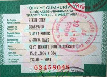 Visa di du lich Tho Nhi Ky