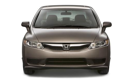 Xe Honda Civic cho thue tai Sai Gon di Cu Chi