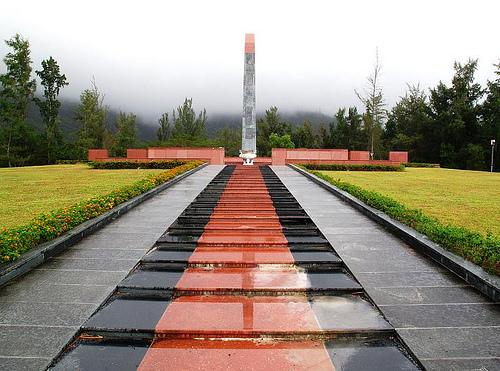 Nghĩa trang hàng dương - Côn đảo