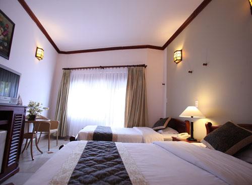 Phong Deluxe huong vuon Canary Resort Phan Thiet