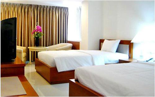 Phong Suite khach san Bali Nha Trang