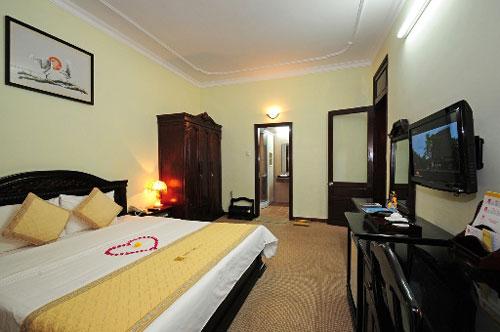 Phong Suite khach san Duy Tan Hue