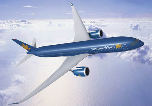 Ve may bay Vietnam Airlines Ha Noi di Dien Bien
