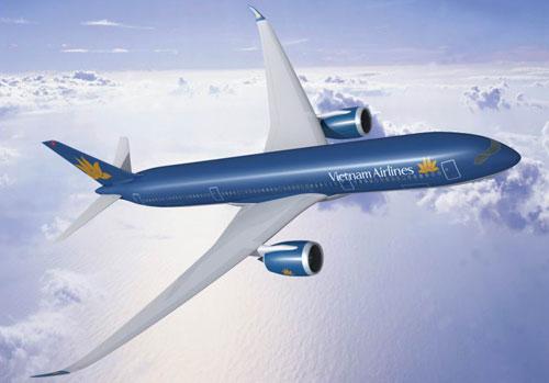 Ve may bay Vietnam Airlines Ha Noi di Dien Bien