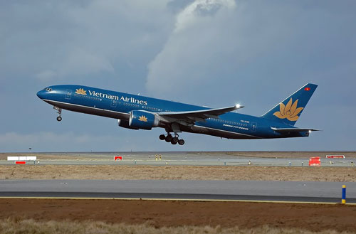 Ve may bay Vietnam Airlines tu TP. HCM di Da Nang