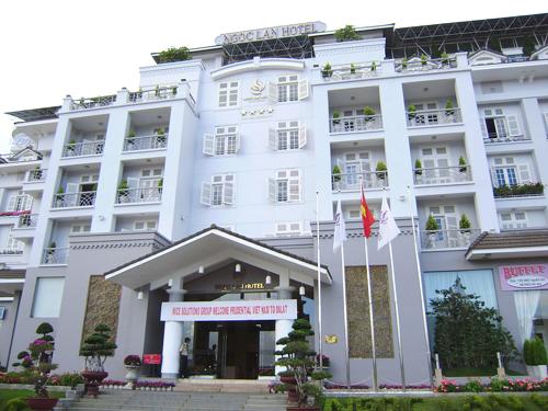Khach san Ngoc Lan Da Lat