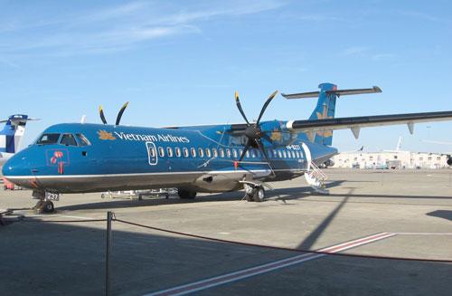 Ve may bay Vietnam Airlines TP. HCM di Pleiku