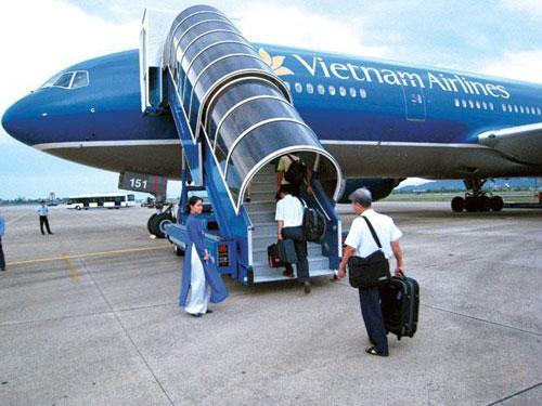 Chuyen bay VN1412 tu TP. HCM di Buon Ma Thuot