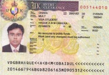 Visa di cong tac Bangladesh