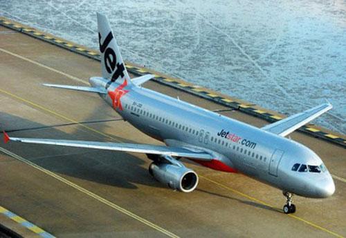 Chuyen bay mang hieu so BL510 cua Jetstar