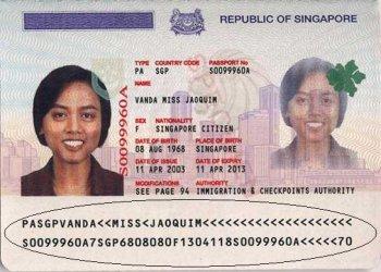 Visa di tham than tai Singapore