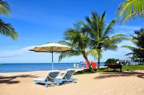 Đặt vé máy bay Vietnam Airlines Kiên Giang đi Phú Quốc