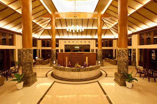 Le tan Vinpearl Resort Nha Trang