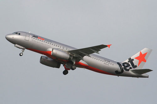Ve may bay Tet Jetstar 2013