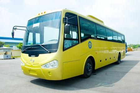 Xe Huyndai Aero Town 35 cho cho thue