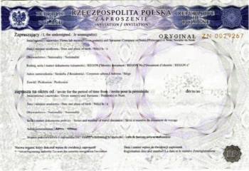 Làm visa đi định cư tại ba lan - 1