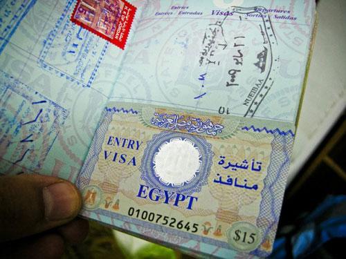 Xin visa đi ai cập chữa bệnh - 1