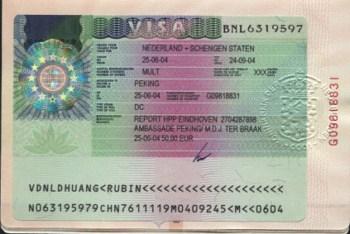 Làm visa đi áo du học - 1