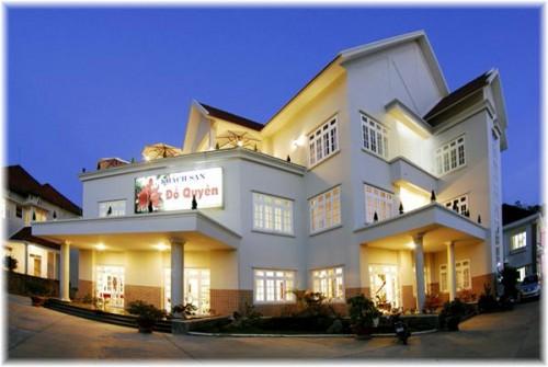 Khách sạn Đỗ Quyên 3 sao Đà Lạt