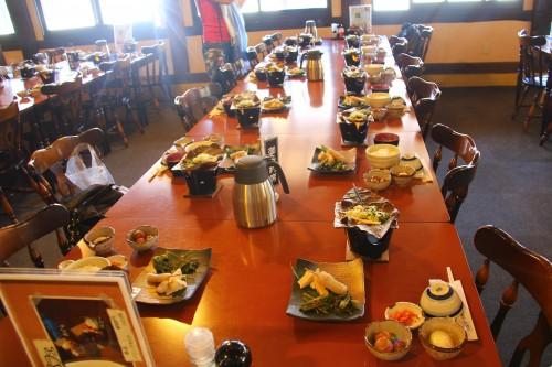 Cách trình bày món ăn tại nhà hàng Nhật
