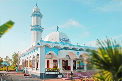 Thánh Đường Hồi Giáo Châu Đốc
