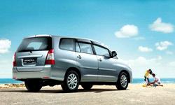 Cho thuê xe Innova 7 chỗ giá rẻ mùa hè 2014
