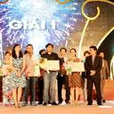 Du lịch Việt đạt giải nhất gian hàng tự dựng tại Ngày hội du lịch 2014