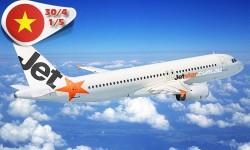 Vé Jetstar Pacific đi Phú Quốc từ TP HCM dịp 30-4 & 1-5 giá rẻ