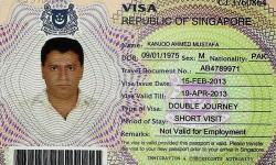 Làm visa đi du lịch Singapore